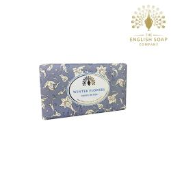 The English Soap Company 冬日花 Winter Flowers 190g 乳木果油復古香氛皂