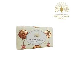 The English Soap Company 乳香沒藥 Frankincense & Myrrh 190g 乳木果油復古香氛皂