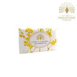 The English Soap Company 蜂蜜洋甘菊 Honey & Camomile 190g 乳木果油復古香氛皂