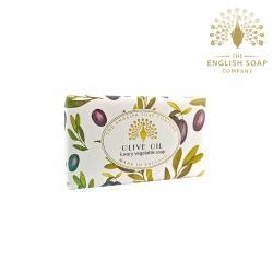 The English Soap Company 復古橄欖 Olive Oil 190g 乳木果油復古香氛皂
