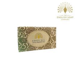 The English Soap Company 綠茶 Green Tea 190g 乳木果油復古香氛皂
