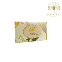 The English Soap Company 茉莉 Jasmine 190g 乳木果油復古香氛皂