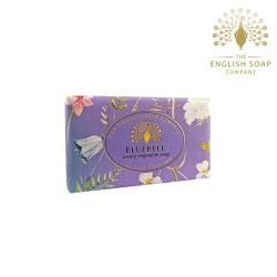 The English Soap Company 藍風鈴 Bluebell 190g 乳木果油復古香氛皂