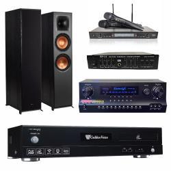 金嗓 CPX-900 F1 點歌機4TB+Danweigh DW 1+DoDo Audio SR-889PRO+R-820F+FBC-9900
