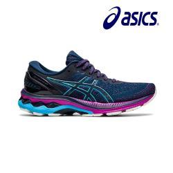 ASICS 亞瑟士 GEL-KAYANO 27 女慢跑鞋 1012A649-401