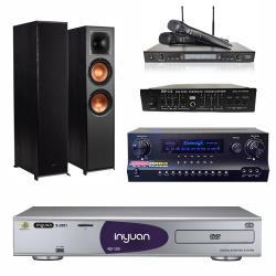 音圓 S-2001 N2-120伴唱機4TB+Danweigh DW 1+DoDo Audio SR-889PRO+R-620F+FBC-9900