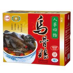 台糖 人蔘四物烏骨雞(2.2kg/盒)