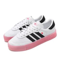 adidas 休閒鞋 Sambarose W 復古 低筒 女鞋 EF4965 [ACS 跨運動]