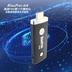 【六代BlueProc-39K騎士黑】雙核心全自動無線影音鏡像器(送4大好禮)