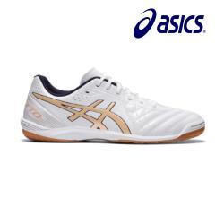 ASICS 亞瑟士 CALCETTO WD 8 寬楦 男女足球鞋 1113A011-106