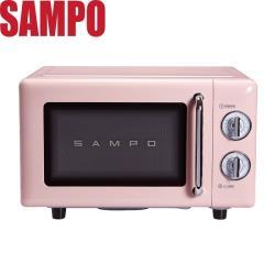 SAMPO 聲寶 20L平台機械式微波爐 RE-C020PR-
