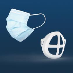 【500入】MS03超舒適透氣立體口罩內托支架