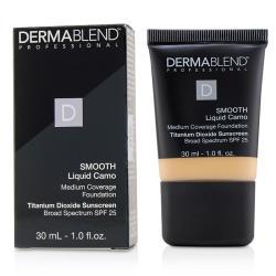 皮膚專家 柔滑粉底液 SPF 25 Smooth Liquid Camo Foundation SPF 25(中等覆蓋)- Linen (0C)
