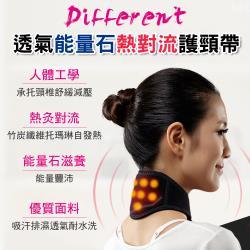 透氣磁石自發熱護頸帶(保護頸椎 自發熱護頸 舒緩頸部)