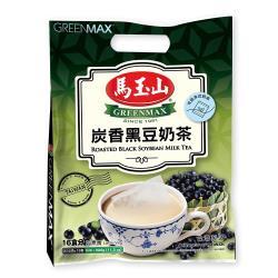 【馬玉山】炭香黑豆奶茶(16入)