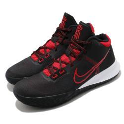 Nike 籃球鞋 Kyrie Flytrap 4 運動 男鞋 避震 包覆 支撐 明星款 球鞋 穿搭 黑 紅 CT1973004 [ACS 跨運動]