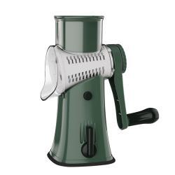 PUSH!廚房用品手搖多功能切菜器磨粉切波浪片切絲擦絲器刨馬鈴薯絲D246
