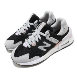 New Balance 休閒鞋 WS997JKQ B 運動 女鞋 紐巴倫 經典款 舒適 簡約 穿搭 麂皮 黑 灰 WS997JKQB