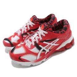 Asics 慢跑鞋 Gel-Kayano 26 Tokyo 女鞋 亞瑟士 高支撐 東京馬拉松 輕盈 回彈 紅 白 1012A821600