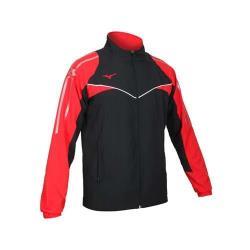 MIZUNO 男平織外套-立領外套 美津濃 抗UV 慢跑 路跑
