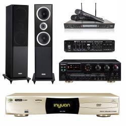 音圓S-2001 N2-150點歌機4TB+OKAUDIO AK-7+SR-889PRO+Polestar W-260+FBC-9900