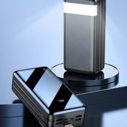 Remax  60000mah 超大容量22.5W超級快充移動電源PD18w