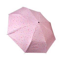 RAINSTORY雨傘-粉彩甜心抗UV降溫自動傘