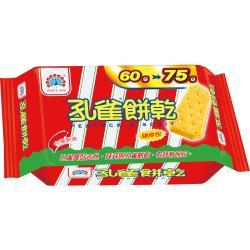 【乖乖】孔雀餅乾-原味(75g)