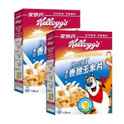 Kelloggs 家樂氏 香甜玉米片 175gX2