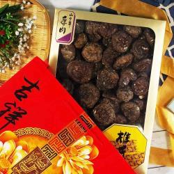 【新社】志豊香菇園大中菇禮盒420g±5%(盒重約110g)
