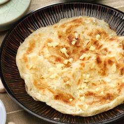 【蔥阿伯】LIGHT香蒜抓餅(90g*5片/包)(豬油)