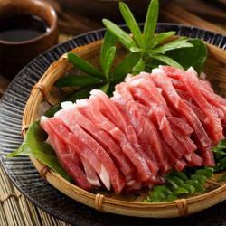 有心肉舖子-產銷履歷豬後腿肉絲300g(半斤)