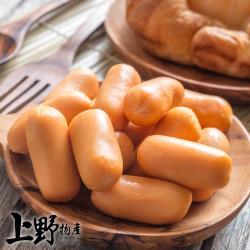 【上野物產】Q彈爽脆小肉豆 (250g土10%/包)x1包