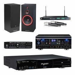 音圓S-2001 N2-550點歌機4TB+TDF HK-260RU+MIPRO ACT-869+SL-15+FBC-9900