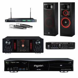 音圓S-2001 N2-350點歌機4TB+OKAUDIO DB-9A+MIPRO ACT-869+XLS-12+FBC-9900