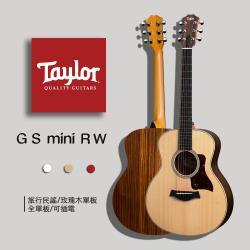 【Taylor 泰勒】Taylor GSmini系列 吉他附原廠琴袋-公司貨保固 (RW)