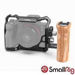 SmallRig 3008 專用相機承架側握手柄組│for Sony A7S3/A7S III