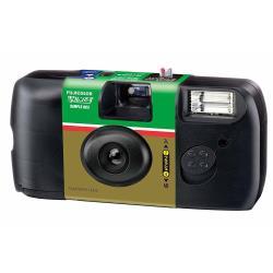 FUJIFILM SIMPLE ACE IOS 400 負片拋棄式傻瓜相機 可拍攝27張 (平行輸入)