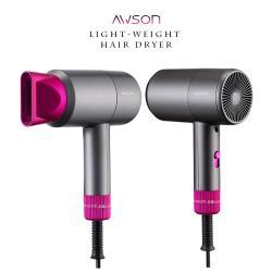 【日本AWSON歐森】超輕量美型吹風機 AW-011-庫-(YO)