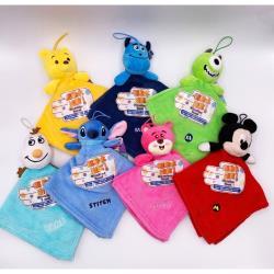 正版授權|迪士尼擦手巾|擦手巾|擦手毛巾|廚房毛巾|吸水巾|方巾|抹布
