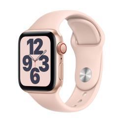 【福利新品】Apple Watch Series 6(GPS)40mm金色鋁金屬錶殼+粉沙色運動錶帶