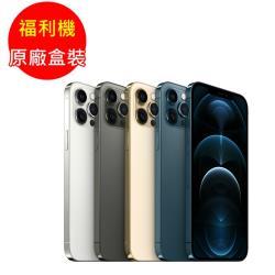 【原廠盒裝】福利品_AppleiPhone12ProMax128G智慧型5G手機-九成新