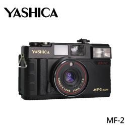YASHICA雅西卡 MF-2 底片相機 菲林相機 底片機 送一卷膠捲底片