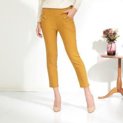 CLARE日本名模視覺逆襲激瘦厚磅長腿褲