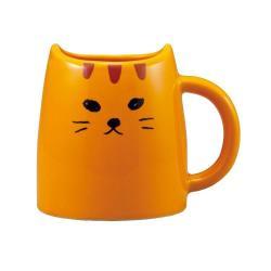 日本 sunart 馬克杯 - 橘貓