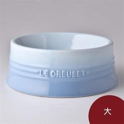 Le Creuset 寵物碗 大 海岸藍
