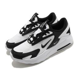 Nike 休閒鞋 Air Max Bolt GS 運動 女鞋 氣墊 舒適 避震 簡約 球鞋 穿搭 白 黑 CW1626102 [ACS 跨運動]