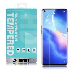 Xmart for OPPO RENO 5 薄型9H玻璃保護貼-非滿版