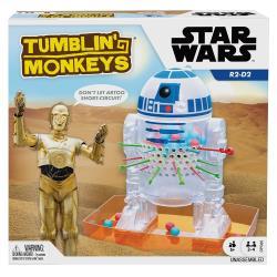 MATTEL 桌上遊戲 星際大戰大挑戰R2-D2