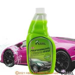PEARL高級奈米鍍膜保養免水洗車液(綠精靈)(550ml/瓶)